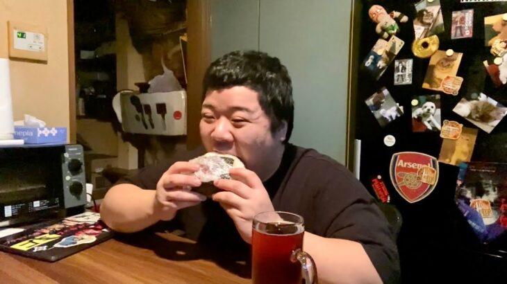 キッチンダイブのデカ鮭おにぎりを食べました