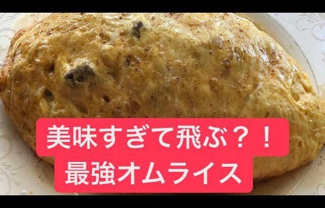 【ふわふわ注意】札幌市最強デカ盛りオムライス?!